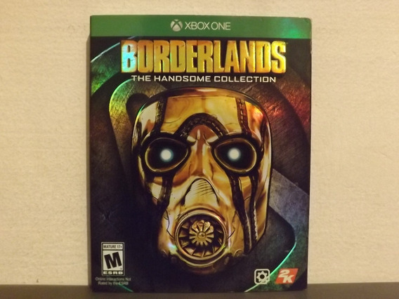 Xbox One Borderlands The Handsome Collection - Aceito Trocas
