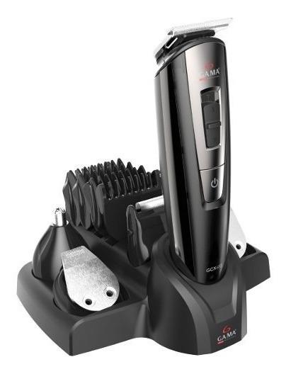 Maquina Corta Pelo Gama Gcx685 6 Cabezales Trimmer Afeitador
