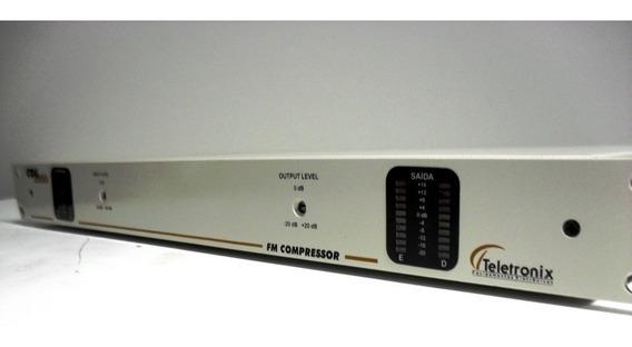 Compressor De Audio P Emissora Radio Fm Teletronix Coil2000