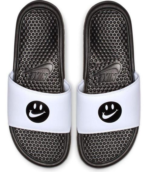 Chinelo Nike Benassi Just Do It Print Masculino