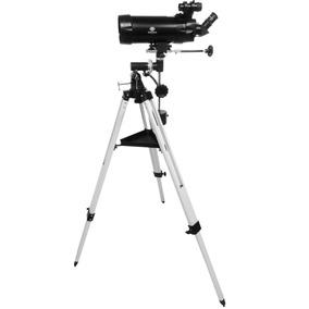 Telescópio Refletor Greika Astronômico Semi Profissional