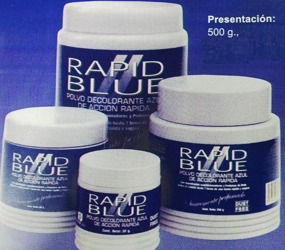 Rapid Blue X 500 G Polvo Decolorante