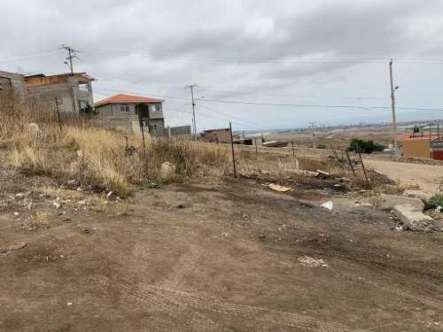 Terreno En Venta En Colinas Del Sol, Playas De Rosarito B.c.