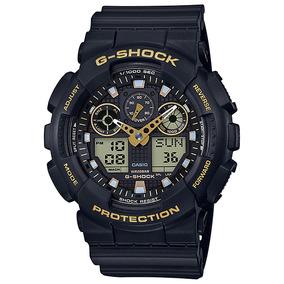 Relógio Casio G-shock Masculino Ga-100gbx-1a9dr