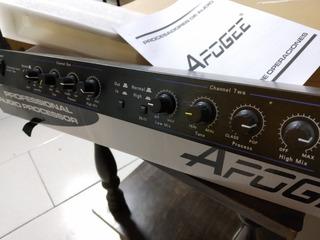 Procesador Profesional De Audio