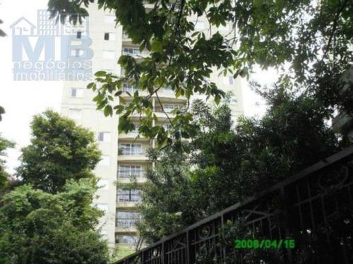 Apartamento Residencial À Venda, Vila Sofia, São Paulo - . - Ap1613