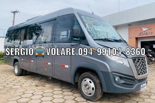 Micro Ônibus Volare Fly 6 Executivo Cor Cinza