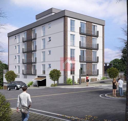 Apartamento À Venda, 37 M² Por R$ 130.000,00 - Universitário - Lajeado/rs - Ap1928