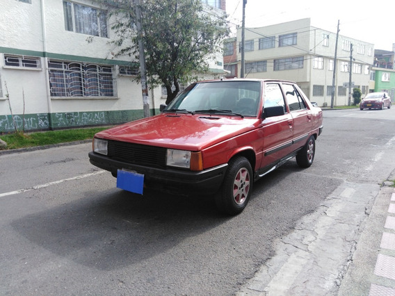 Renault R 9 Gts 1.4 Mecánico 1995