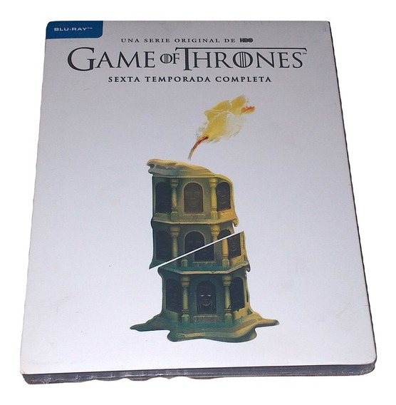Game Of Thrones Juego De Tronos Temporada 6 Bluray