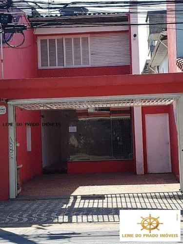 Comercial Para Venda Em São Caetano Do Sul, Barcelona, 2 Vagas - Lpf406_2-1161874