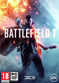 Battlefield 1 Origin Clave Global Pc