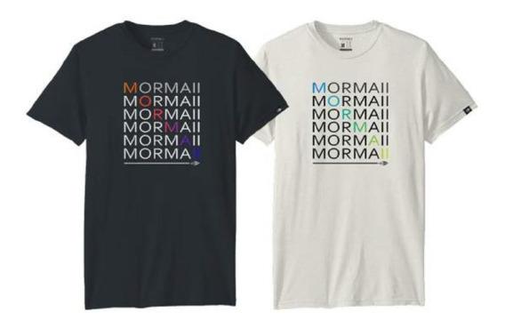Remera Mormaii Block Mormaii - 11835blo