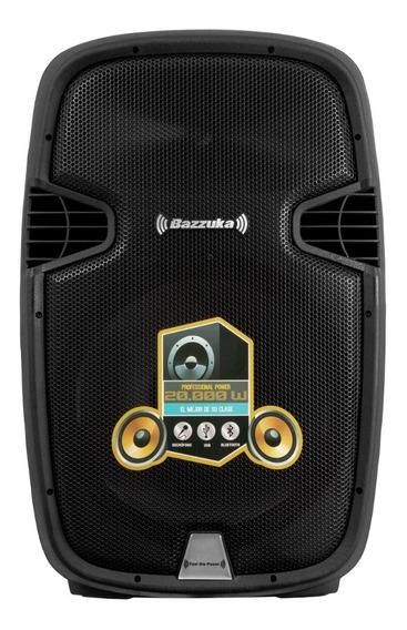 Parlante Bazzuka B115-20 Bluetooth Pedestal