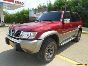 Nissan Patrol [y61] Grx At 4500cc 5p