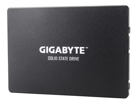 Disco sólido interno Gigabyte GP-GSTFS31480GNTD 480GB negro