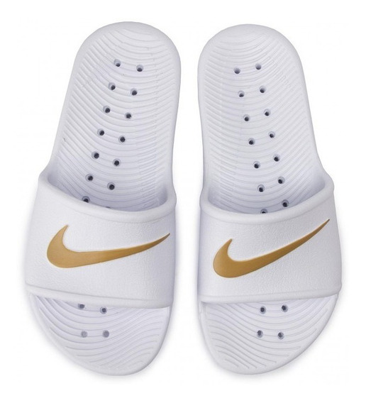 Nike Kawa Shower Unisex - Blancas - 100% Originales
