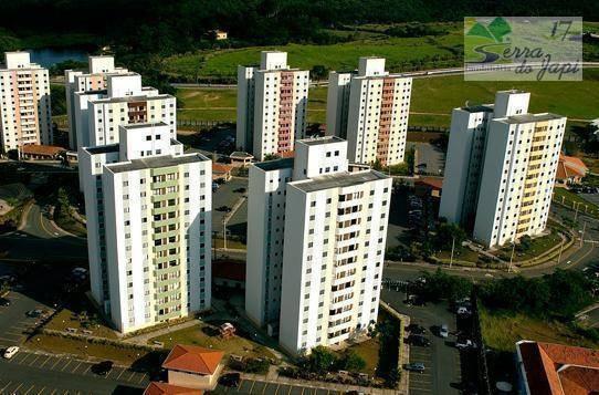 Apartamento 2 Dormitórios Para Alugar, 75 M² Por R$ 1.400,00/mês - Parque Residencial Eloy Chaves - Jundiaí/sp - Ap3750
