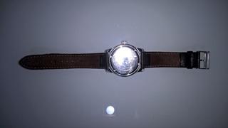 Relógio Guess Waterpro Pulseira De Couro