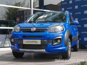 Fiat Uno 0km 2018 $60.000 O Tu Usado Y Cuotas .