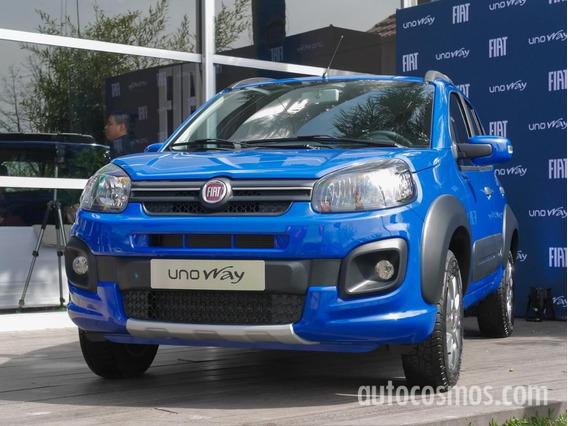 Fiat Uno 0km $80.000 O Tu Usado Y Cuotas . Solo Dni