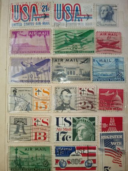 Selos Antigos Dos Estados Unidos E.u.a