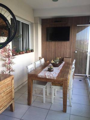 Apartamento Com 3 Dormitórios À Venda, 110 M² Por R$ 636.000 - Alphaville - Santana De Parnaíba/sp - Ap0239