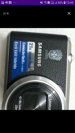 Máquina Fotográfica Samsung Nova Nunca Usada Pega Wifi
