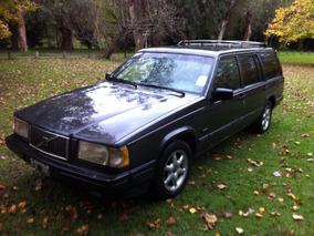 Volvo 940 Gle 1993 Rural Nafta-gnc Titular.urgente