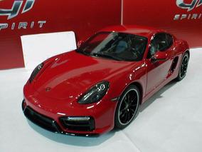 Miniatura Porsche Cayman Gts Gt Spirit 1/18