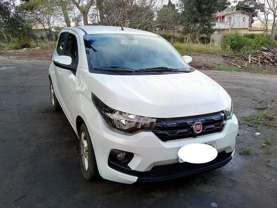 Fiat Mobi Drive 1.0 Flex - Completo - 17/18 - Garantia Fiat