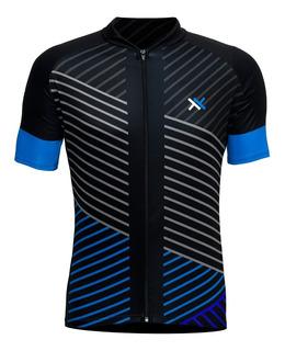 Camisa Ciclismo Camiseta Lines Mtb Bicicleta Mattos Racing