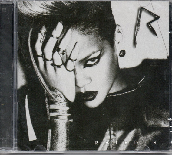 Cd Rihanna - Rated R