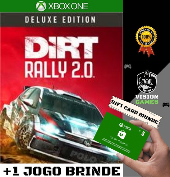 Dirt Rally 2.0 Digital Deluxe Edition - Xbox One M. Digital