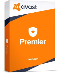 Avast Premier + Cleanup Chave Original 10 Anos