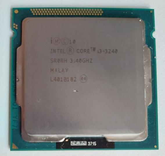 Processador Intel Core I3-3240 2 Núcleos 32 Gb