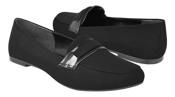 Zapatos Stylo 1909 Suede Negro