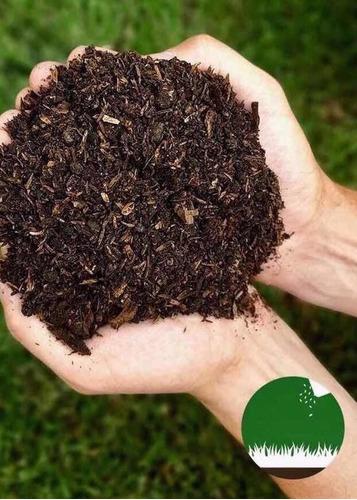 Imagen 1 de 5 de Tierra Negra Mantillo Orgánica 35 L - Plantas - Envíos X 2