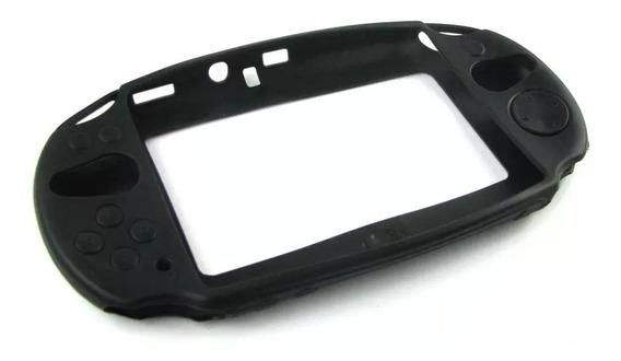 Case Capinha Silicone Sony Playstation Psvita Slim Pch 2001