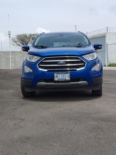 Imagen 1 de 14 de Ford Ecosport 2.0 Titanium At 2018