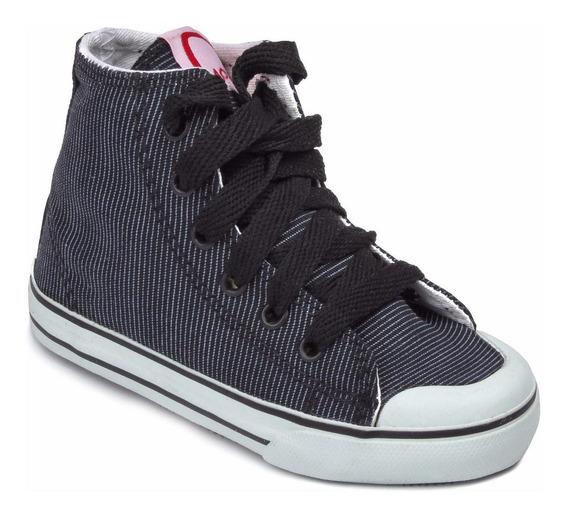 Zapatillas Botas Cordones Blackfin Niños Varios Modelos
