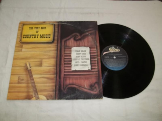 Lp Vinil - The Very Best Of Country Music