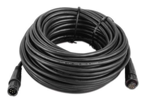 Imagen 1 de 1 de Garmin Cecom Cable De Extension Negro