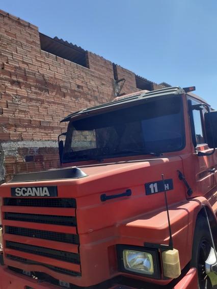 Gabina Da Scania 112