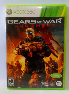 Gears Of War Judgment Usado Xbox 360 Xbox One