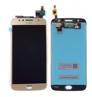 Frontal Tela Touch Display Moto G5s Plus Xt1802 Xt1803