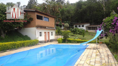 Sítio Com 3 Dormitórios À Venda, 46000 M² Por R$ 900.000 - Zona Rural - Pinhalzinho/sp - Si0028