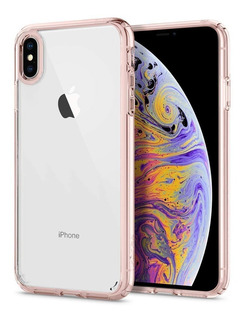 Case Spigen Ultra Hybrid Apple iPhone Xs Max Rose Crystal