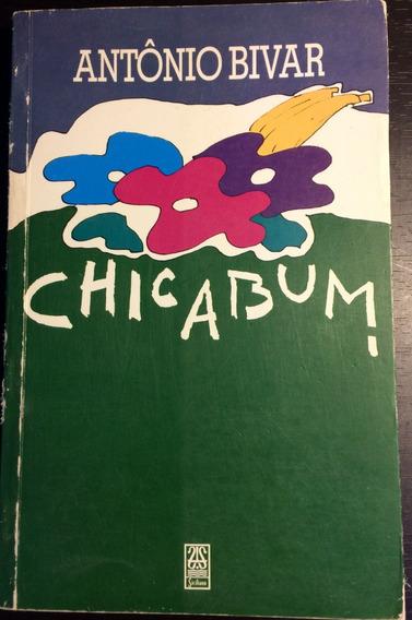 Livro Chicabum - Antônio Bivar