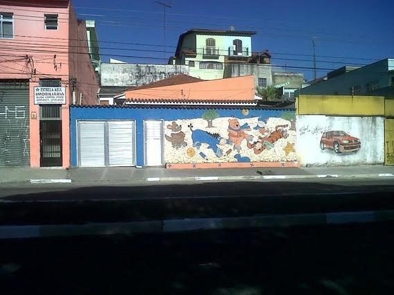 Comercial Para Aluguel, 0 Dormitórios, Cidade Patriarca - São Paulo - 264